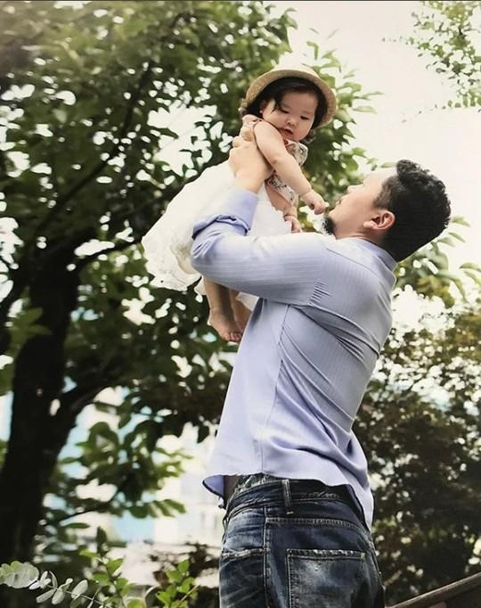 """""""이젠 괜찮아요""""…양동근+딸 조이, 건강한 근황"""