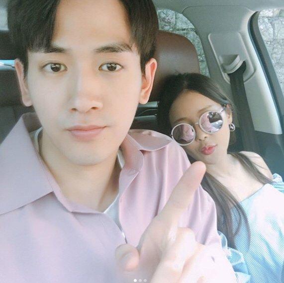 '17살 차이' 미나♥류필립, 7월7일 결혼식 올린다