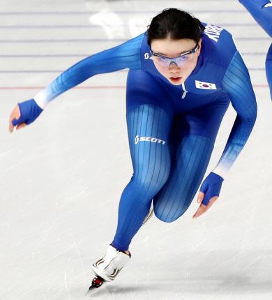lt오늘의 하이라이트gt'진규야 하늘서 응원해줘' 노선영 女 1500m 출격