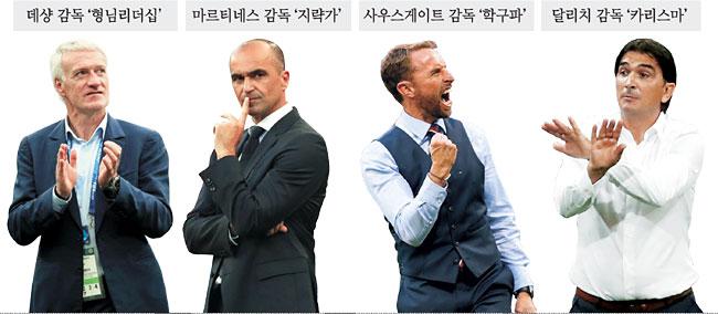 """""""팀 컬러 살려 결승 가자""""… 4강팀 名將 '브레인 전쟁'"""