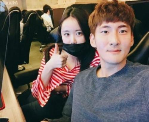 `이경규 딸` 이예림, 축구선수 김영찬과 열애 중… 구단 공식인정