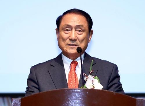 신임 재향군인회장에 김진호 전 합창의장