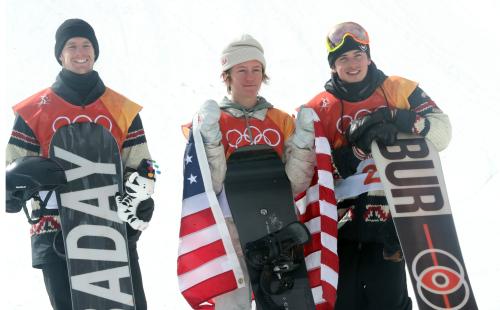 '언브로큰' 맥모리스 부상 이겨내고 2대회 연속 메달
