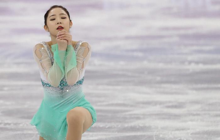 '최다빈 개인 최고점' 팀 이벤트 처음 참가한 한국 9위로 예선 통과는 실패