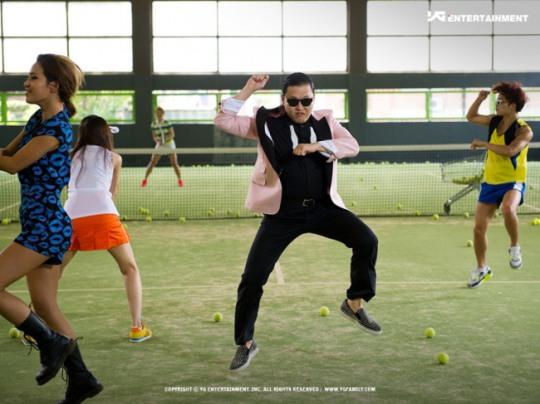 Psy relinquishes YouTube throne to Wiz Khalifa