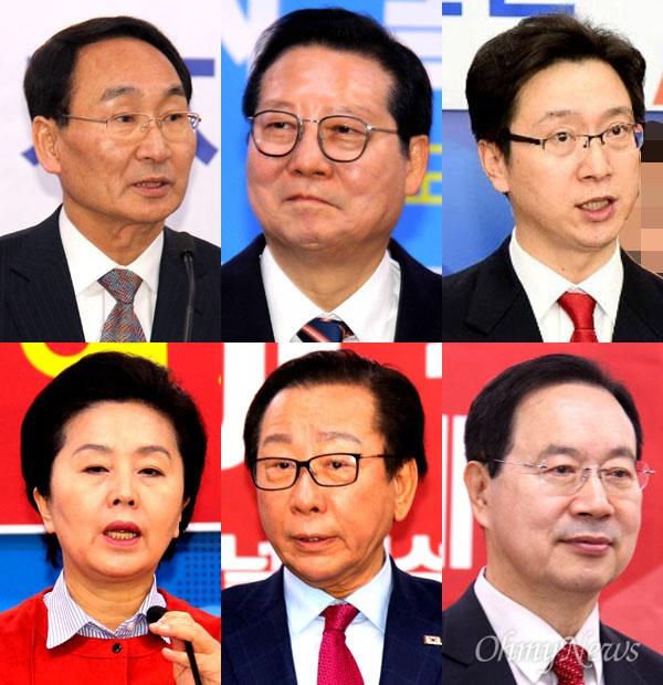 `무주공산` 경남지사 선거 구도는 어떻게 되나