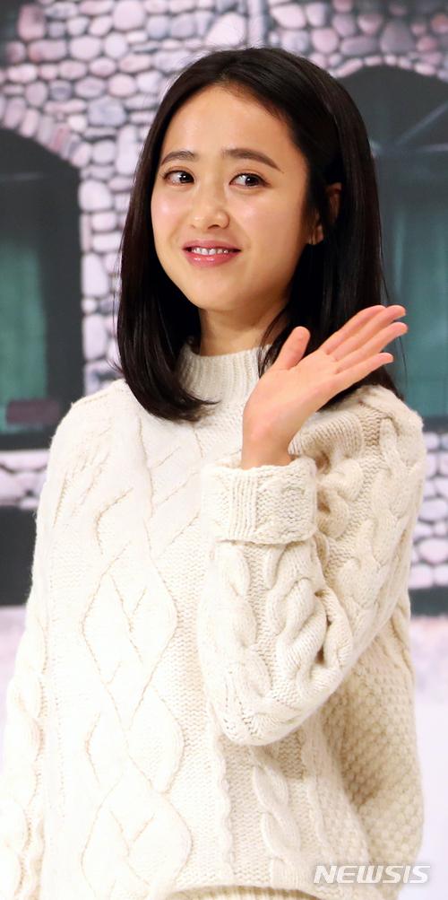 김민정 tvN `미스터 션샤인` 김사랑 후임¨조율 중¨