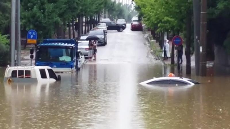 순식간에 퍼부은 '기습 폭우'…방재시설 있어도 무용지물