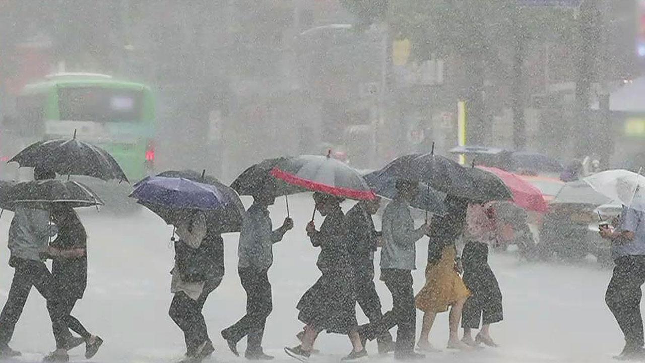 정릉천서 산책 중이던 남성 급류에 휩쓸려 사망