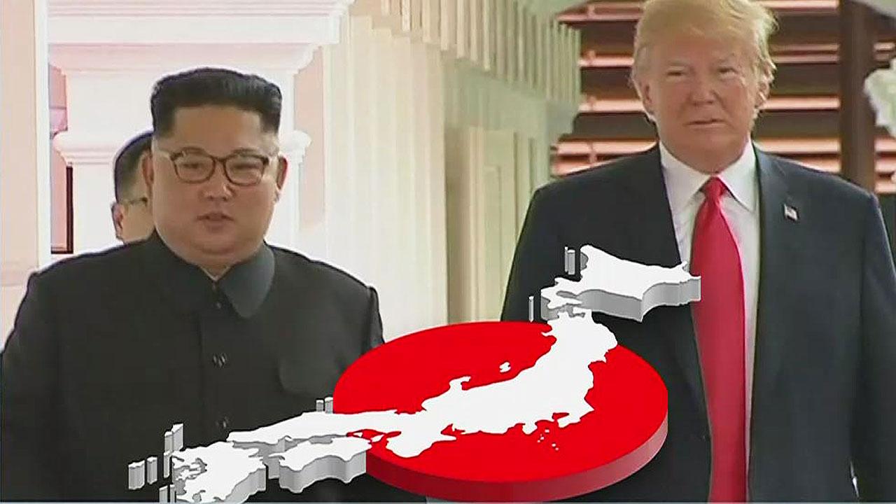 """日 아베 """"北 비핵화 의지 재확인…납치 문제 해결해야"""""""