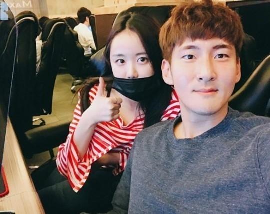 """전북현대모터스 측 """"김영찬♥이예림, 1년째 열애 중""""(공식)"""