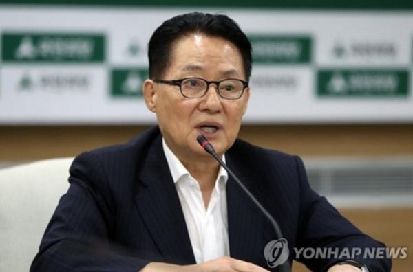"""국민의당 박지원 """"박성진·류영진 살리려다 김이수 후보자 부결"""""""
