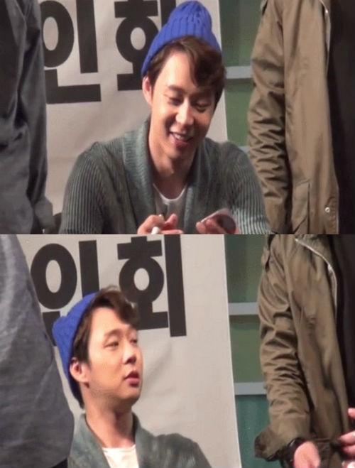 """박유천 팬 선물 받고 뒤돌아서서 """"버려""""…인성 사실"""