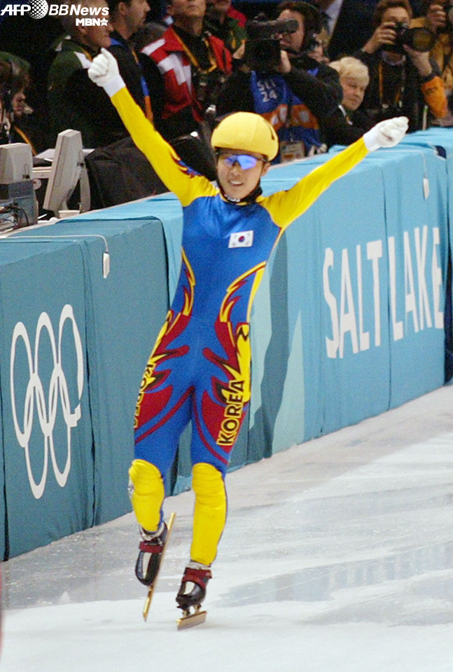 최민경 쇼트트랙 세계선수권 프랑스 대표로도 메달