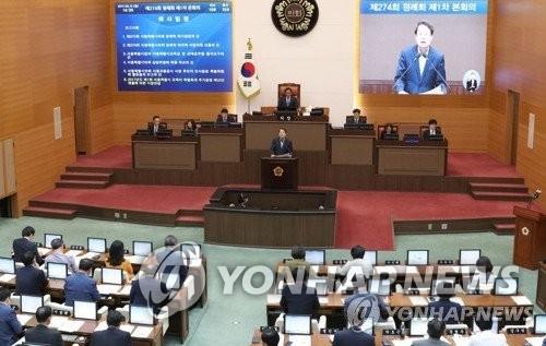 서울시의회도 민주당이 싹쓸이…110석 중 '102석' 차지