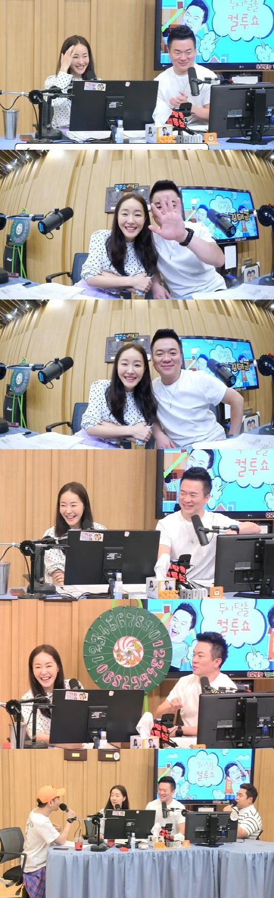 '컬투쇼' 스페셜 DJ 엄지원, '우아+털털' 반전매력 여배우[종합]