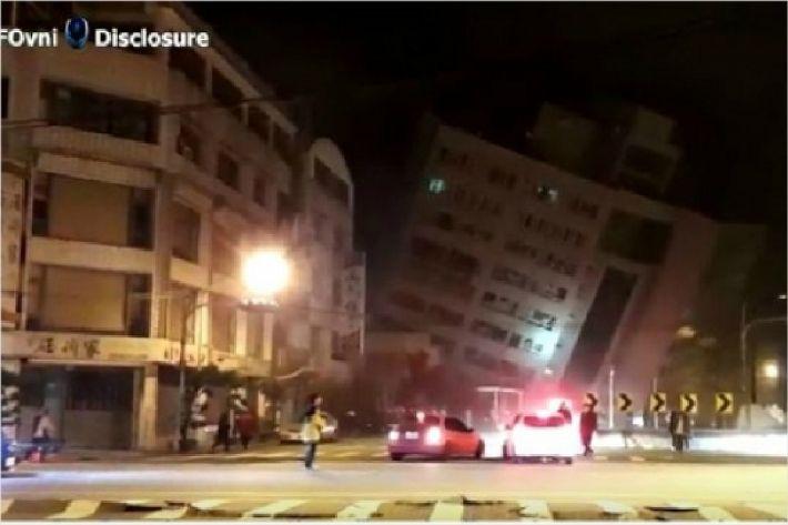 타이완 지진 4명 사망…한국인 여성 10시간 만에 구조