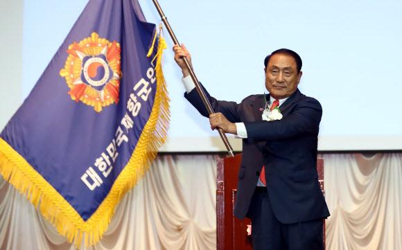 재향군인회장에 김진호 前합참의장
