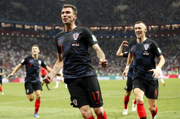 세 경기 연속 연장 혈투 끝 잉글랜드 지운 크로아티아 사상 첫 결승