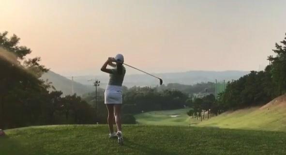 FT아일랜드 최종훈과 열애 시작한 손연재 근황은? 골프도 시작?