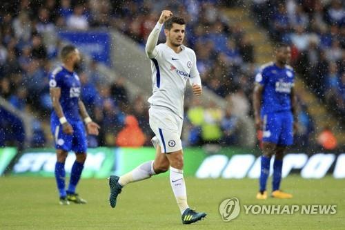 [EPL 23R] '첼시-레스터시티' 선수명단 공개…모라타VS바디 선발 공격수 대결