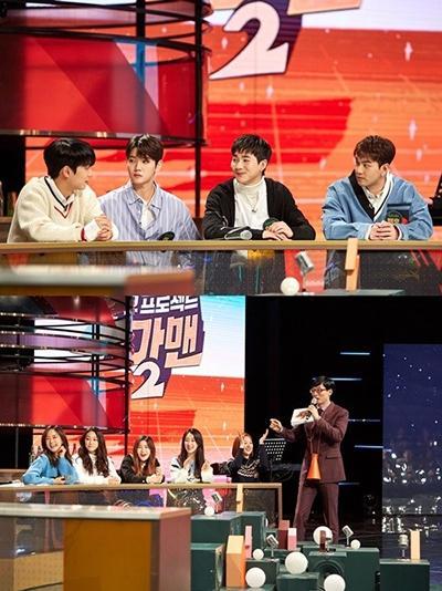 오늘(14일) 첫방 `슈가맨2`, 첫 쇼맨 뉴이스트W·구구단… 승리팀은 과연 누구?