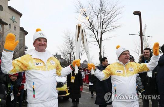 평창 동계올림픽 성화 101일 여정 마무리…최종점화는 과연 김연아