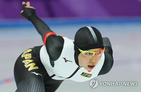[평창올림픽] 日 고다이라, 女 스피드스케이팅 1000m서 은메달…박승희 16위