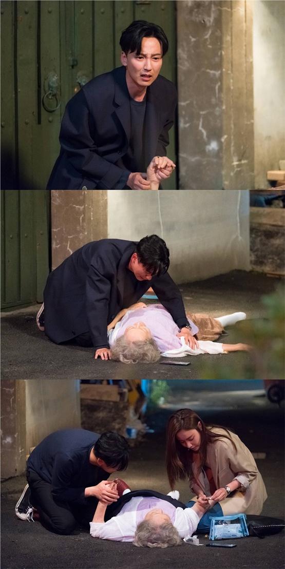 `명불허전` 김아중, 의사본능 발동해 김영옥 살릴까? 궁금증 자극