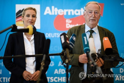 GERMANY PARTIES AFD