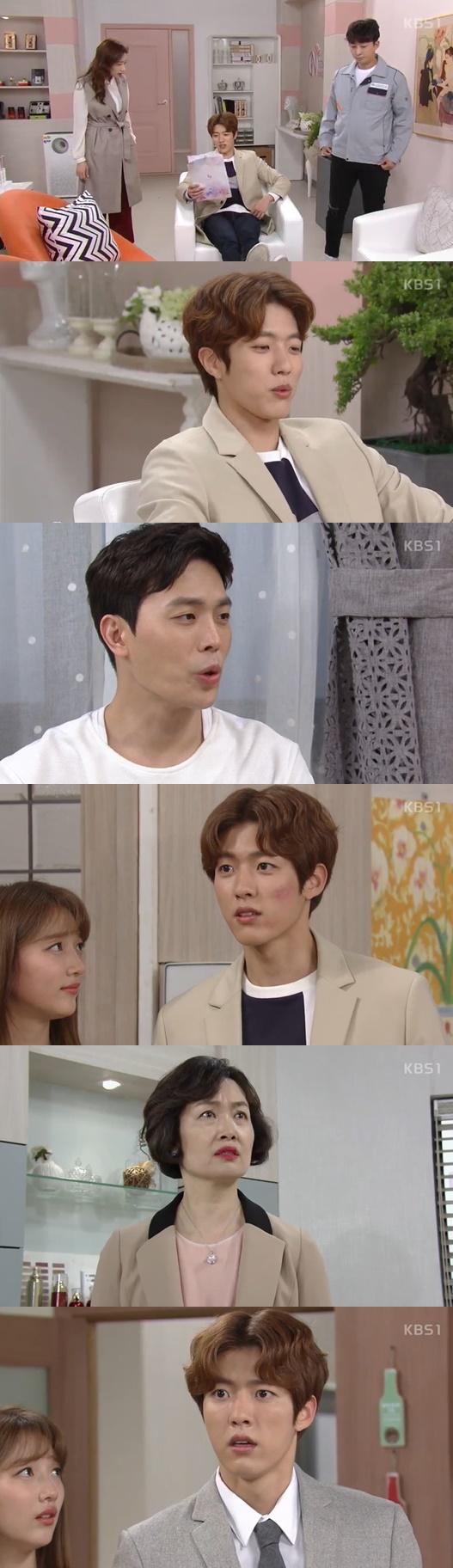 [★밤TView] '미워도 사랑해' 이성열, 충격의 기자 간담회