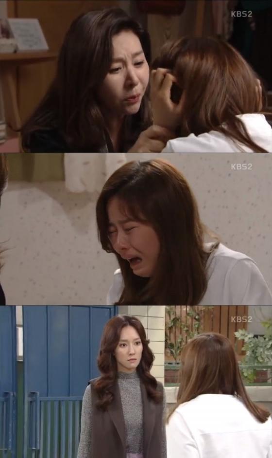 """[★밤TView]'인형의집' 최명길, 박하나에 """"난 네 친엄마 아니야"""""""