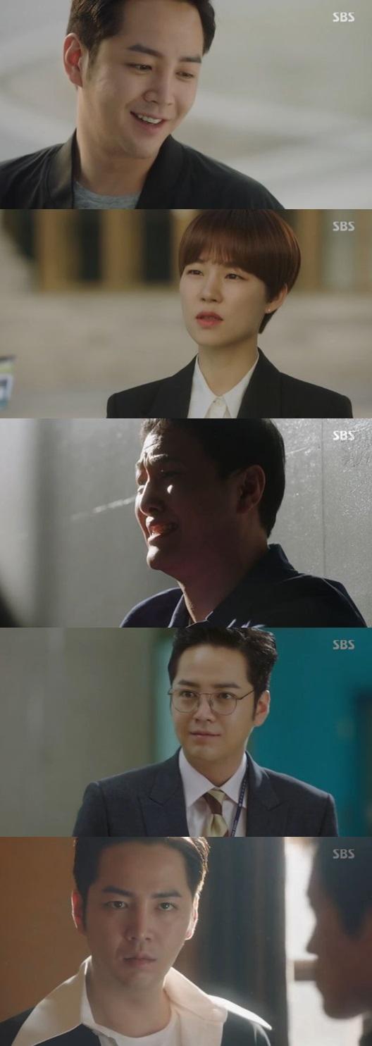 [★밤TView]'스위치' 장근석X한예리, 사이다 결말..정웅인 '사형'