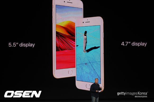 """아이폰8 """" 8 플러스, 글래스 케이스+신형 AP칩+무선 충전"""