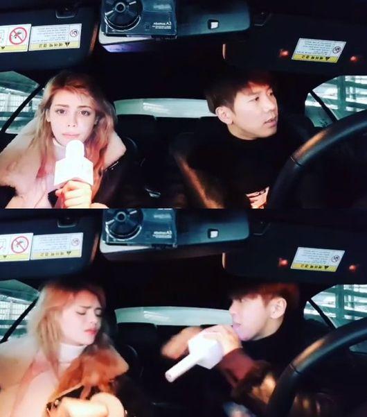 [★SHOT!] ¨에미나이와 리어카¨..`열애` 권태호♥키사, 유쾌한 데이트