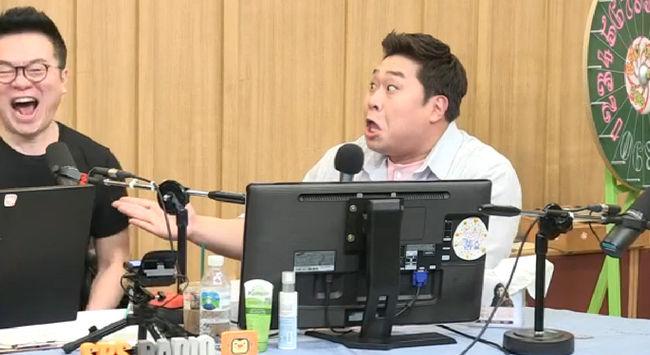 """'컬투쇼' 문세윤 """"'아는형님'서 강호동 다 받아줬다""""..즉석 성대모사"""