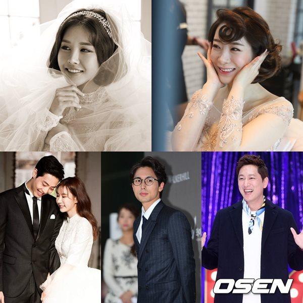 Oh쎈 레터 ¨안소미→박은지¨`4월의 품절남녀`된 ★들