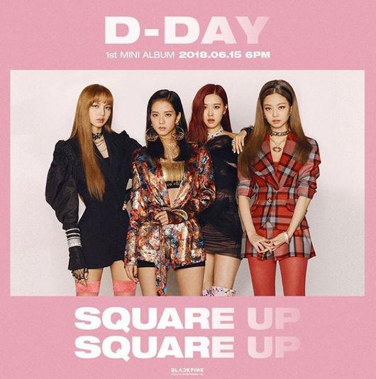 """""""15일 오후 6시"""" YG 양현석, 블랙핑크 컴백 D-DAY 포스터 직접 공개"""