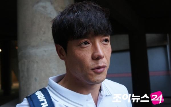 오버헤드킥 골…꿈꿨던 1부 리그에서 폭발하는 김효기