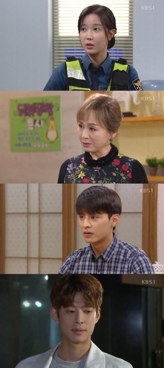 `무궁화 꽃이` 이창욱, 박해미에게 본격적인 경고 시작했다(종합)