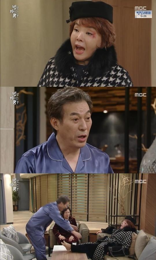 `밥차남` 김수미 ¨서효림, 박진우가 납치한 것.. 찾을때 까지 한발자국도 못움직여¨