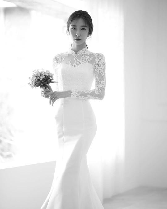"""달샤벳 출신 가은 """"결혼 축하 감사…예쁘게 살겠다"""" 소감공식입장 전문"""