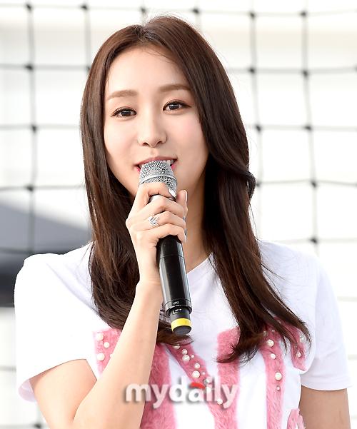 [MD포토] 박지영 아나운서 `빛나는 미모`