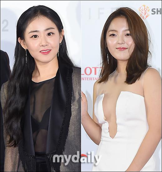[MD포토] 문근영-서신애, '아역출신 배우들의 섹시한 변신'