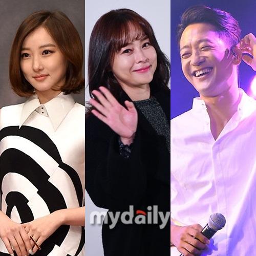 이인혜·알렉스·우희진, SBS 일일극 '나도 엄마야' 라인업 완성 [종합]