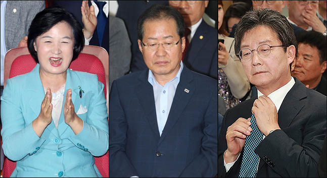 민주당 23년만 '보수 텃밭' PK 입성 눈앞, '파란물결' 뒤덮이나