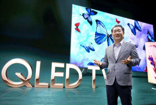 삼성전자, 2018년형 QLED TV 신제품 11개 모델 국내 출시