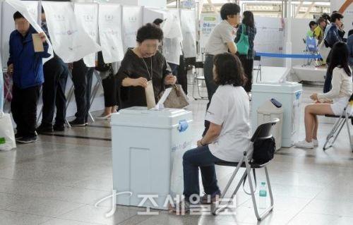 전북 송하진·경북 이철우·제주 원희룡 당선 확실시