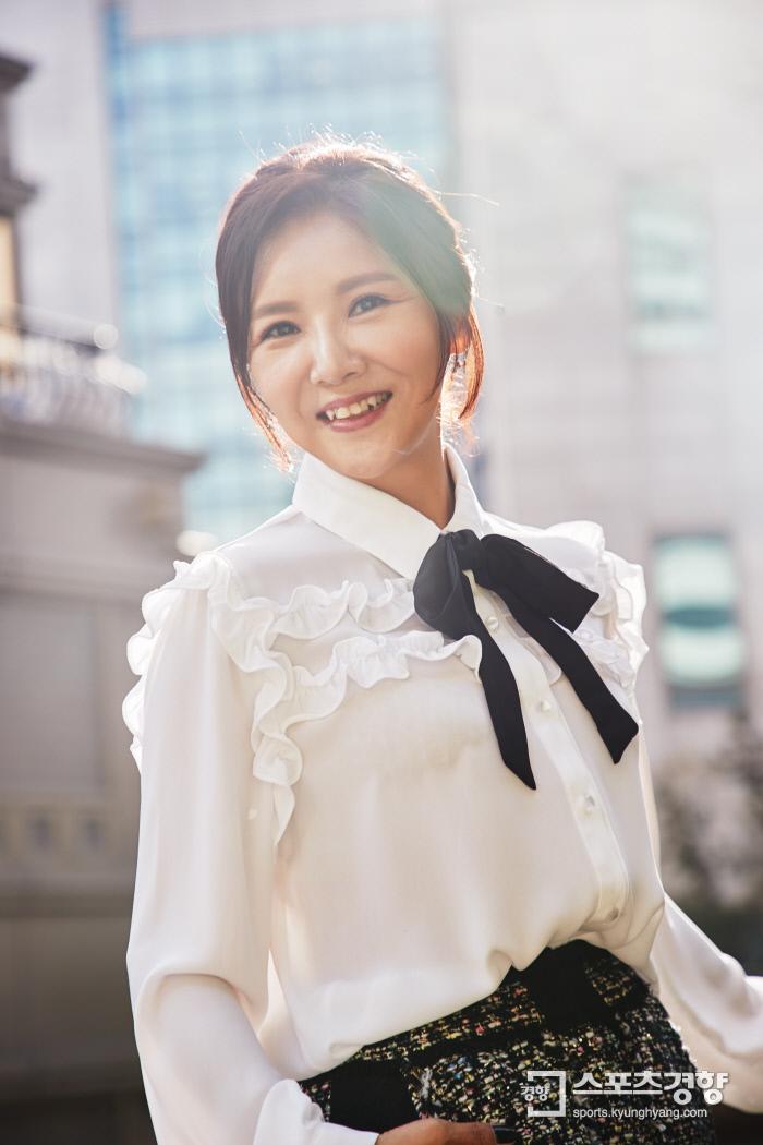 """[인터뷰] '불타는 청춘' 임성은 """"불타는 사랑말고 따뜻한 사랑하고파"""""""