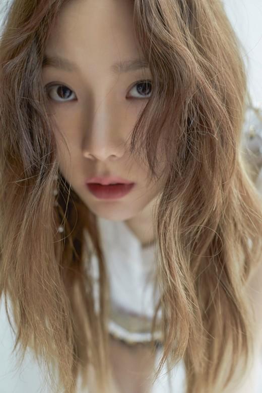 """""""이런 매력 처음이야"""" 소녀시대 태연 티저 이미지 공개"""